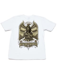 Uninvited OUtlaws Tee - White