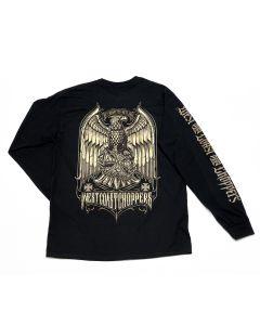 Uninvited Outlaws Long Sleeve - Black