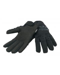 JJFU KEVLAR TACTICAL GLOVES BLACK
