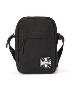 WCC CROSS BODY TRAVEL PACK - BLACK