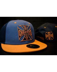 WCC Texas Orange Classic Logo Hat - Charcoal