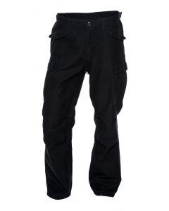 WCC - M-65 CARGO PANTS - Vintage black