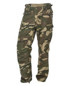 WCC - M-65 CARGO PANTS - Camouflage
