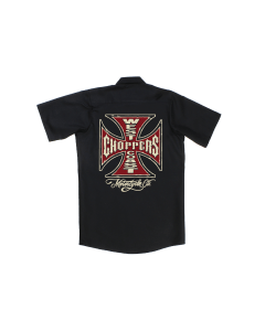 WCC MOTORCYCLE CO. WORKSHIRT